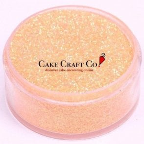 Orange - CRYSTALS Glitter Colours for 'Sparkling' Finish 10g