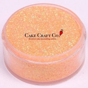 Peach - CRYSTALS Glitter Colours for 'Sparkling' Finish 10g