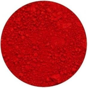 Perfect Red - Dusting & Colouring Edible Dusting Colour