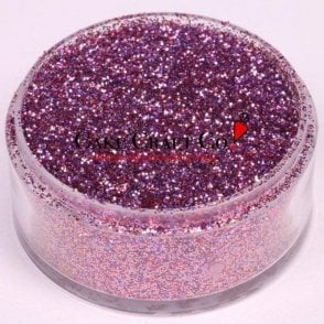 Raspberry - CRYSTALS Edible Glitter Colours for 'Sparkling' Finish 10g