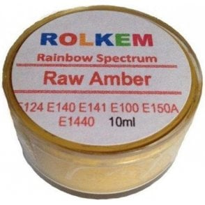 Raw Amber - Rainbow Spectrum Dusting Colour 10ml