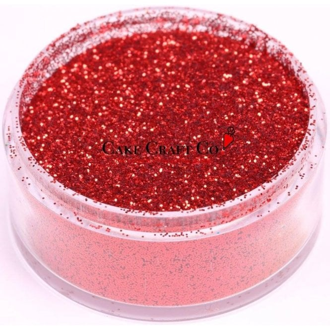 Rolkem Red - CRYSTALS Glitter Colours for 'Sparkling' Finish 10g