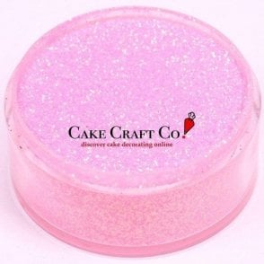 Rose - CRYSTALS Edible Glitter Colours for 'Sparkling' Finish 10g