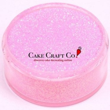 Rose - CRYSTALS Glitter Colours for 'Sparkling' Finish 10g