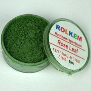 Rose Leaf - Rainbow Spectrum Dusting Colour 10ml