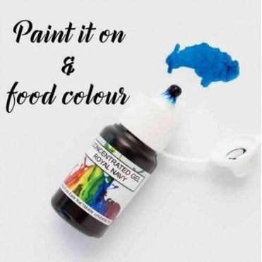 Royal Navy - Concentrates Edible Paint 15ml