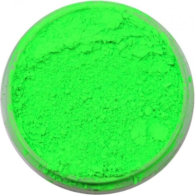 Rolkem Stellar Green - Lumo/Luminosity/Glow in the Dark Edible Sugarcraft Dust Food Colouring - Choose Your Sizes