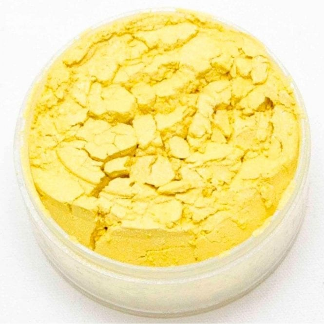Rolkem Super Golden Glow - Metallic Edible Luxury Lustre Dusting Food Colour - Cake Decorating & Sugarcraft 10ml