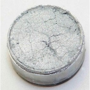 Super Silver - Metallic Edible Luxury Lustre Dusting Powder 10ml - Cake Decorating & Sugarcraft