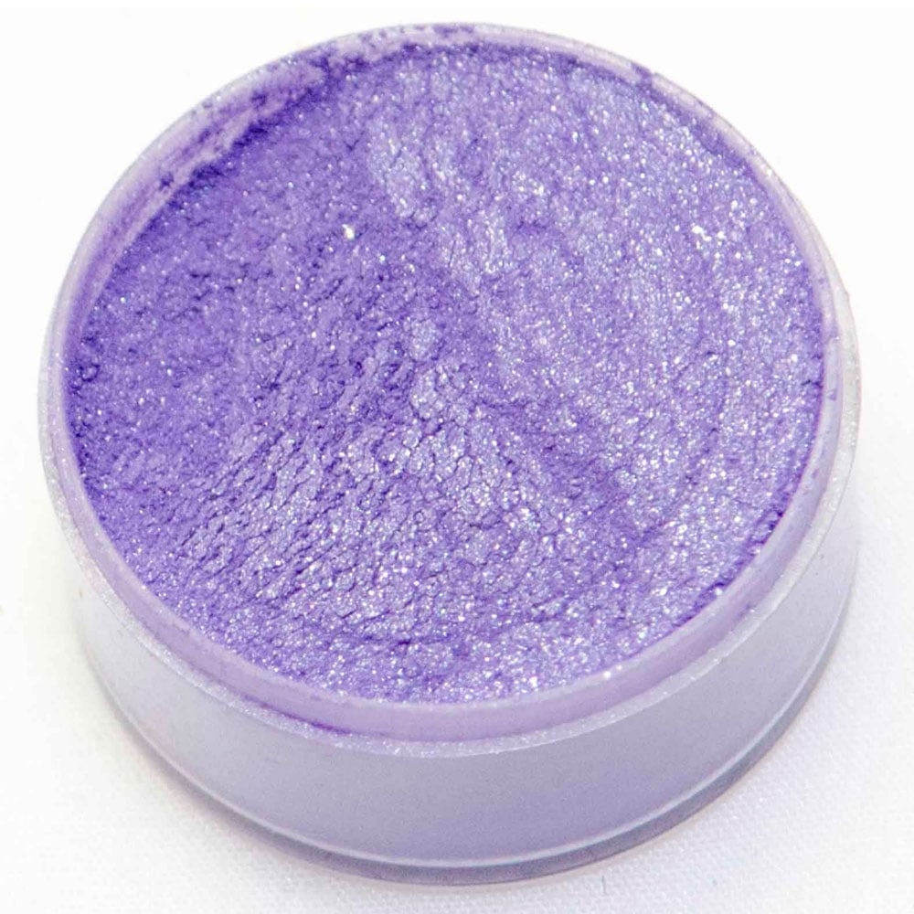 Rolkem Super Violet Metallic Luxury Lustre Dusting Powder 10ml Decorating Sugarcraft