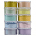 Rolkem Teal Chiffon - Satin Finish Lustre Dusting Edible Food Colour