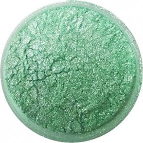 Teal Chiffon - Satin Finish Lustre Dusting Edible Food Colour
