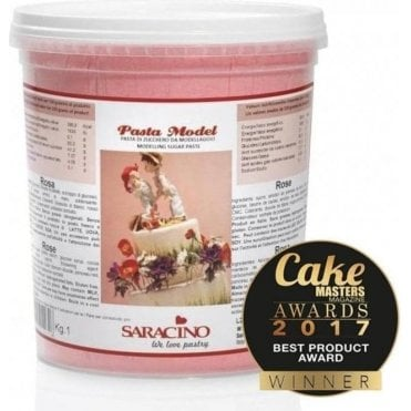Pink - Italian Sugar Flower & Modelling Paste - Choose Your Sizes