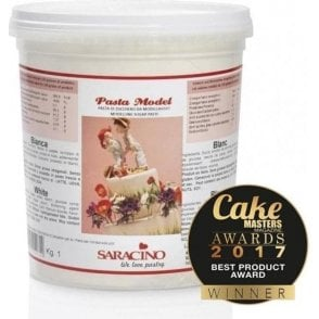 White - Italian Sugar Flower & Modelling Paste - Choose Your Sizes