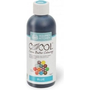 Blue - SK Professional COCOL Cocoa Butter Colouring 75g