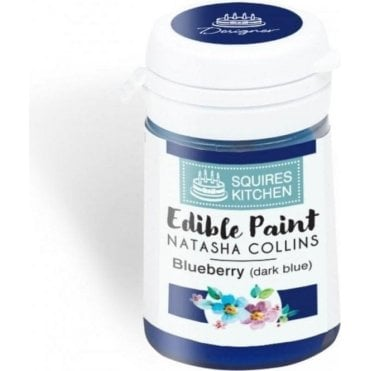 Blueberry (Dark Blue) - SK Edible Paint by Natasha Collins