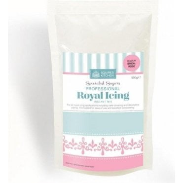 Bridal Rose - Royal Icing Instant Mix 500g