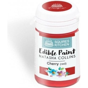 Cherry (Red) - SK Edible Paint by Natasha Collins