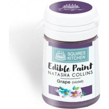Grape (Violet) - SK Edible Paint by Natasha Collins