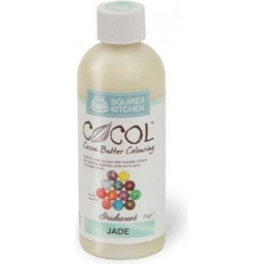 Jade Iridescent - SK Professional COCOL Cocoa Butter Colouring 75g