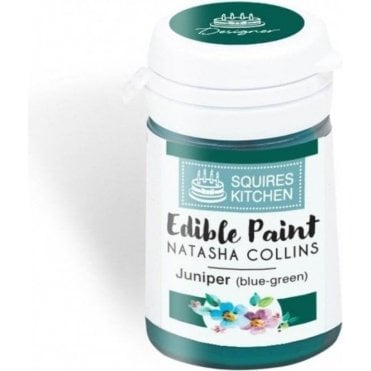 Juniper (Blue-Green) - SK Edible Paint by Natasha Collins