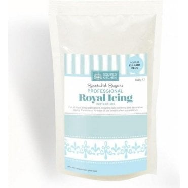 Lullaby Blue - Royal Icing Instant Mix 500g