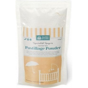 Pastillage Powder - SK Specialist Sugar Instant Mixes - Choose Your Sizes