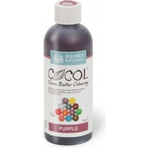 Purple - SK Professional COCOL Cocoa Butter Colouring 75g