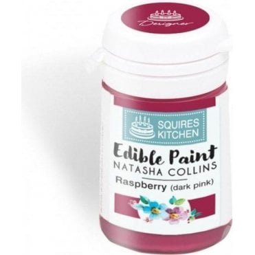 Raspberry (Dark Pink) - SK Edible Paint by Natasha Collins