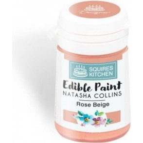Rose Beige - SK Edible Paint by Natasha Collins