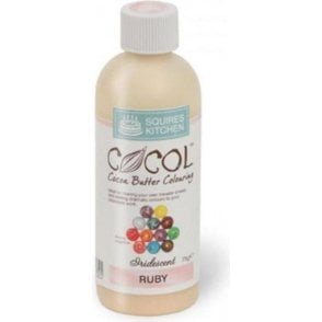Ruby Iridescent - SK Professional COCOL Cocoa Butter Colouring 75g