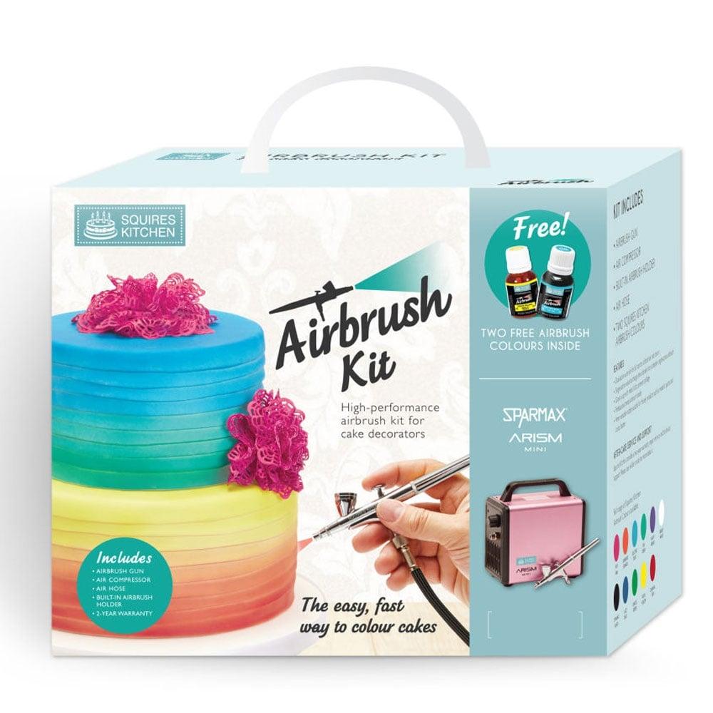 Cake Decorating Airbrush Gun Uk