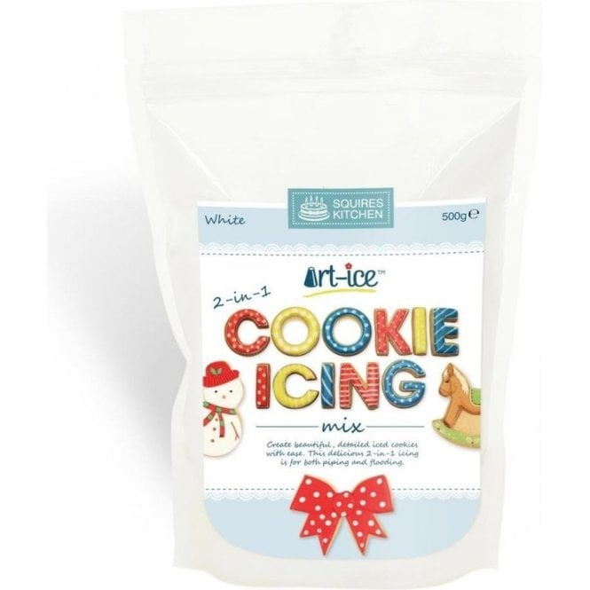 Squires Kitchen SK Art-Ice 2-in-1 Cookie Icing Mix 500g