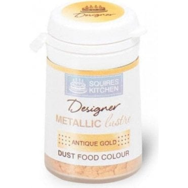 Antique Gold - SK Designer Metallic Lustre Dust 5.5g