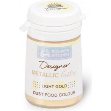 Light Gold - SK Designer Metallic Lustre Dust 5.5g