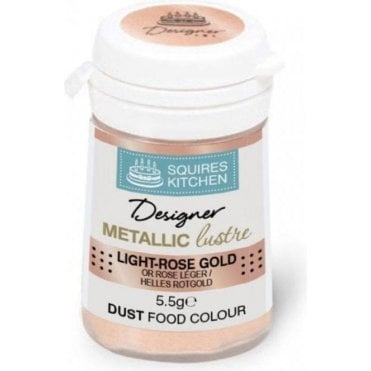 Light Rose Gold - SK Designer Metallic Lustre Dust 5.5g
