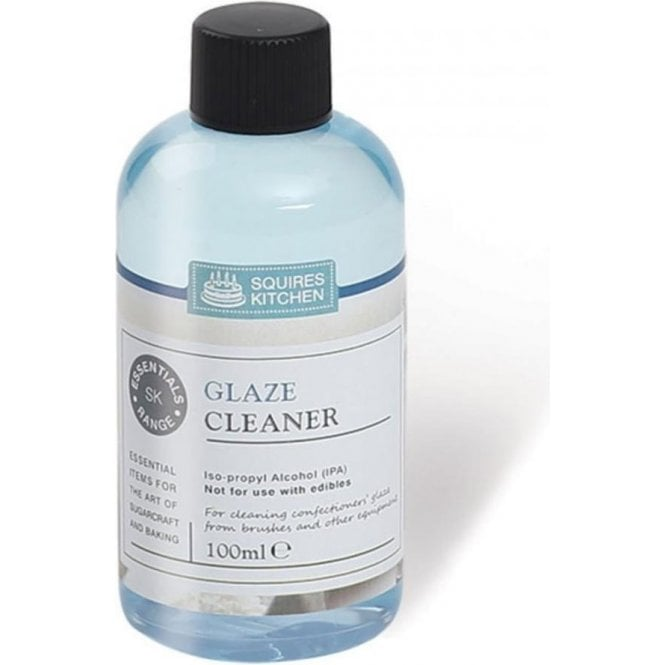 Squires Kitchen SK Essentials Glaze Cleaner IPA 100ml