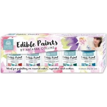 SK Natasha Collins Edible Paint Set - Kit 2