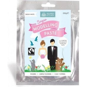 Snow White - SK Fairtrade Sugar Modelling Paste - Choose Your Sizes