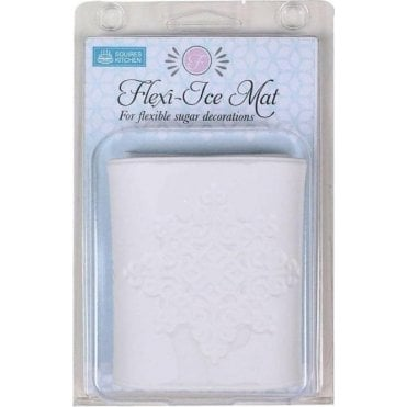 Snowflakes - SK Flexi-Ice Silicone Lace Mats