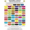 Sugarflair Colours Aqua - Pastel Paste Gel Food/Icing Colouring