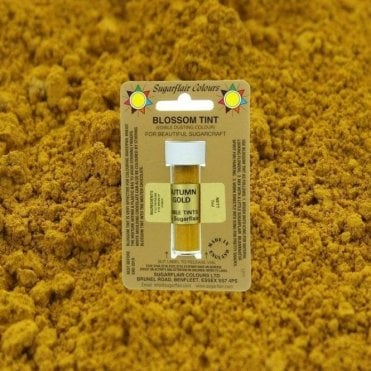 Autumn Gold - Blossom Tint Dusting Colour 7ml Vial