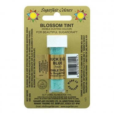 Duck Egg Blue - Blossom Tint Dusting Colour 7ml Vial