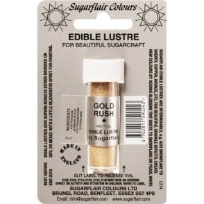 Gold Rush - Edible Lustre Dusting Colour 2g