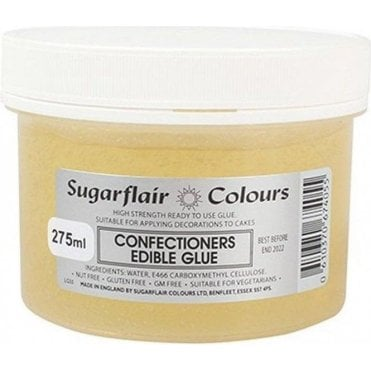 Sugarflair Confectioners Edible Glue - 275ml