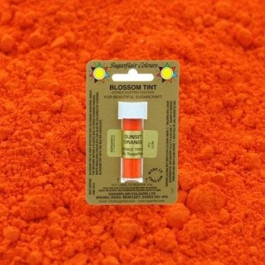 Sunset Orange - Blossom Tint Dusting Colour 7ml Vial