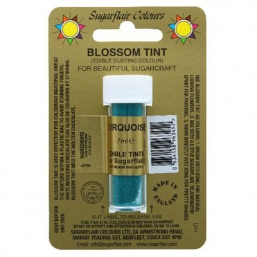 Turquoise - Blossom Tint Dusting Colour 7ml Vial