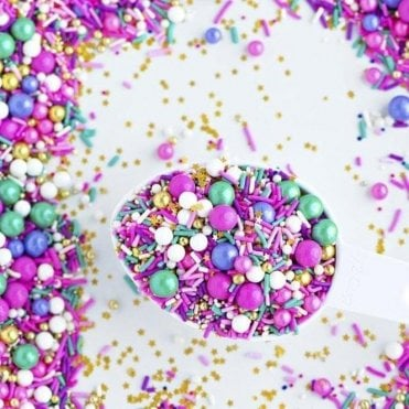 All Dolled Up - Deluxe Twinkle Metallic Sprinkle Medley