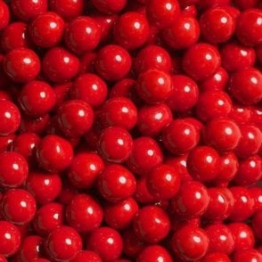 Red Candy-Coated Chocolate GF/Kosher/Vegetarian 100g