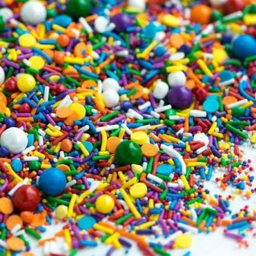 UP AND AWAY - Sprinkles medley 100g